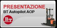 Presentazione bt autopilot aop