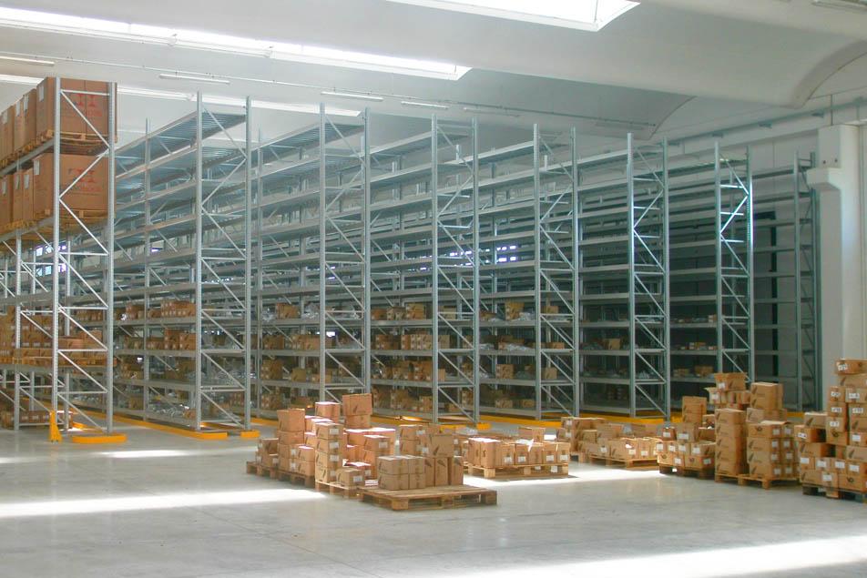 Scaffalature Industriali Padova.Servizi Per Scaffalature Cami2